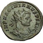 Romeinse Munt Maximianus 286-305